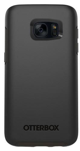 OtterBox Case Galaxy S7 Edge שחור