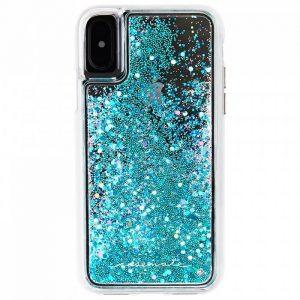 CaseMate Waterfall iPhone X כחול