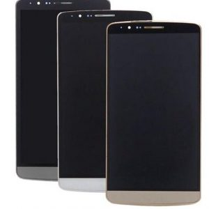 החלפת מסך LG G3 D855 לבן