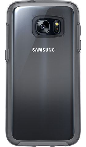 OtterBox Case Galaxy S7 שקוף