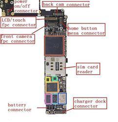 תיקון רכיב טאץ' iPhone 6