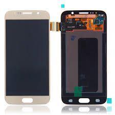 החלפת מסך Galaxy S6 G920F זהב