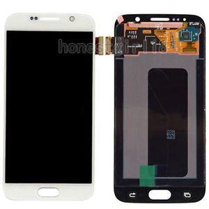 החלפת מסך Galaxy S6 G920F לבן