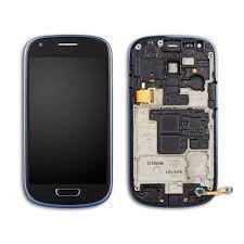החלפת מסך Galaxy 3 Neo כחול