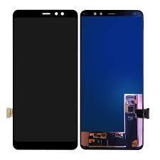 החלפת מסך Galaxy A8 Plus שחור