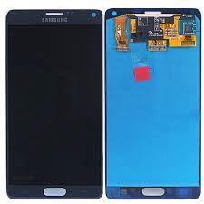 החלפת מסך Galaxy Note 4 N910 שחור