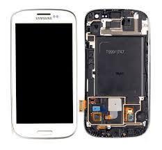החלפת מסך Galaxy S3 Neo I9301 לבן