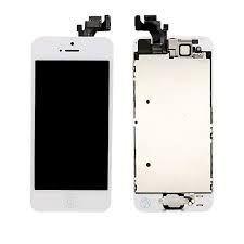 החלפת מסך iPhone 5 לבן