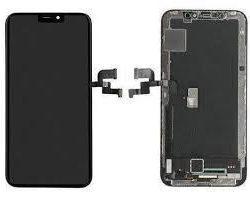 החלפת מסך iPhone X שחור