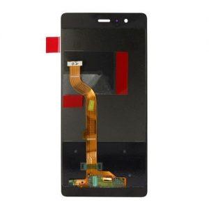 החלפת מסך Huawei P9 שחור
