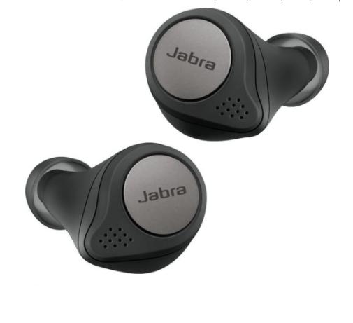 אוזניות אלחוטיות - Jabra Elite Active 75t
